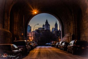 Tunnel Vision  by peterjdejesus