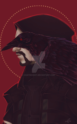 Nevermore by goatrocket