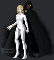 Cloak and Dagger by TJJones96