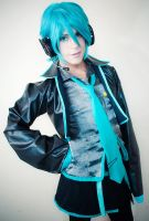 Mikuo Upgrade III by SidarthuR