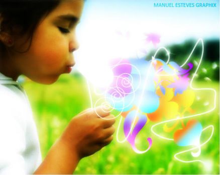Blowing Imagination by MEGraphix