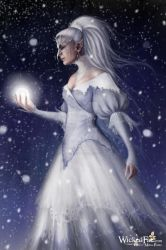 A Cold and Terrible Beauty by MelissaFindley