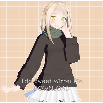 Sweet Winter Rin | DOWNLOAD by Tsukiimi-tan