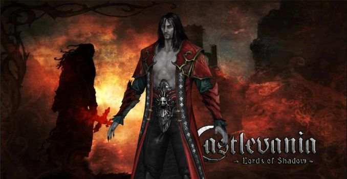 Castlevania Lords of Shadow 2 - Dracula(RE-UPLOAD) by Dante-564