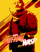 August Avengers #20.6 - Antman and the Wasp (2018) by JMK-Prime