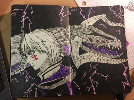 Wings of Despair by Camelliawolf