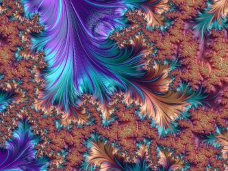 Royal Fractal 42842 by jeffdufour