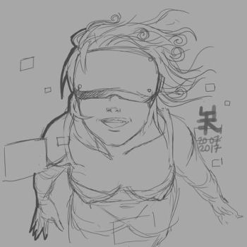 First time VR by eyrcyborg
