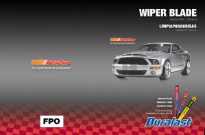 Wiper Blade Catalog by bazikg