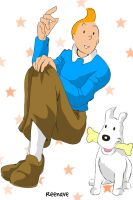 Request Tintin by Reenave