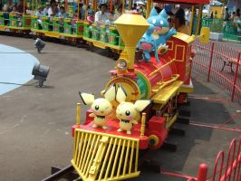 The Pichu Brothers' Railway 2