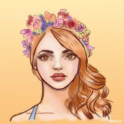 Lana Del Rey Video Games by Sterys