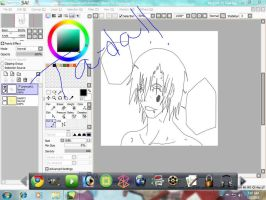 Lineart Tutorial For Sai Part4 by nejean