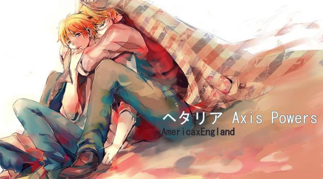 hetalia_the two of us by reedot