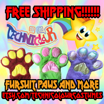 FREE SHIPPING FROM TECHNICOLOUR COSTUMES by TECHNlCOLOUR