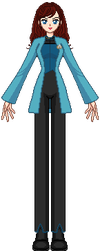 Doctor Beverly Crusher (S1) by Sirena-Voyager