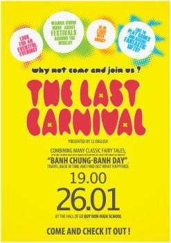 The Last Carnival Poster by imaxds