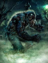 Wolfman color by Thoriq by Jadool