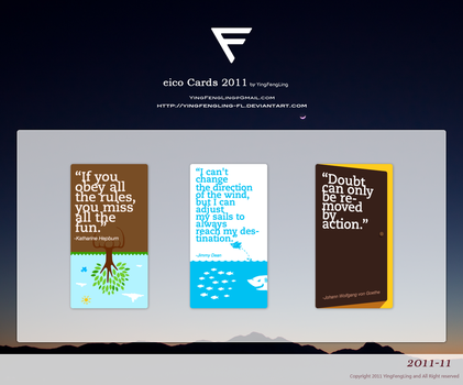 eico Cards 2012 by yingfengling-FL