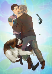 Detroit: Become Human by KnightingaleSong