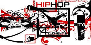 The 4 Elements by deejayhamm