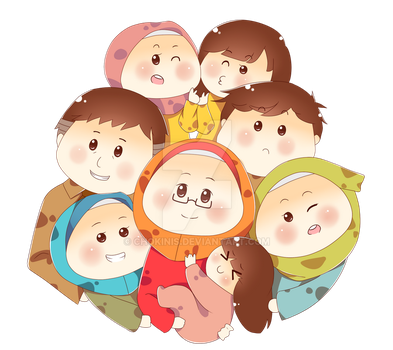 Gift : Family by Chokinis