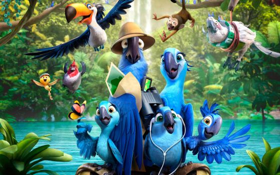 Rio 2 Review by TheArtfulDodger1
