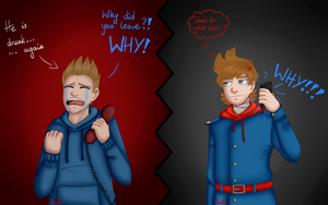 Why!!!!!!! by AmitiArt