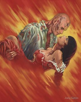 Romantic Zombies by JoeyGates