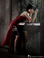 Ada Wong cosplay - Resident Evil 4 by LolitaAmane