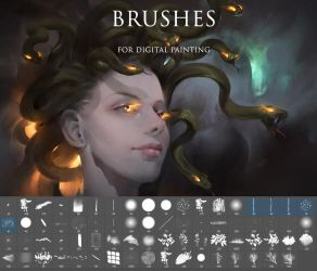brushes for photoshop by RaV89
