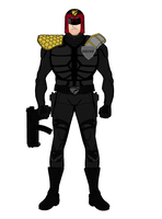 dredd by thecreater999