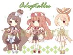 Adoptables Batch 3 CLOSED by ka-re