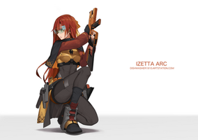 Izetta Arc 3.0 by dishwasher1910