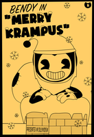 Bendy In: Merry Krampus (Contest Entry) by Gamerboy123456