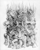 The Dunwich Horror by CthulhuCultists