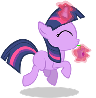Trotting Juicebox Twilight by Stormsclouds