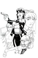 Gunsmith Cats by Variable-Edge