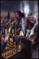 Spring-Heeled Jack by MO-ffie