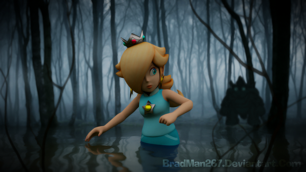 Rosalina's Swamp Trek by BradMan267