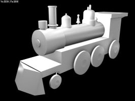Train - Solid : wip by Twistedsnail