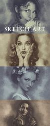 Sketch Art Photoshop Actions by symufa