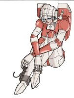 arcee and a kitty by beamer