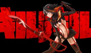 Kill la Kill Battle Matoi by vidach
