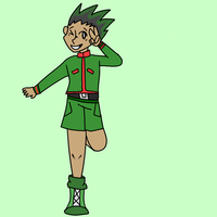 Gon by swagdoggos