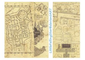 Marauders Map page 4 by LittleFallingStar
