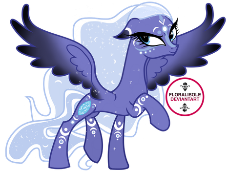 Skymist is Confident  by Floralisole