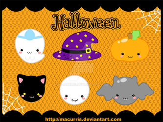 Design - Cute Halloween by macurris