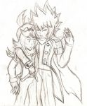Arc-V: Like brothers by NeonNeoz