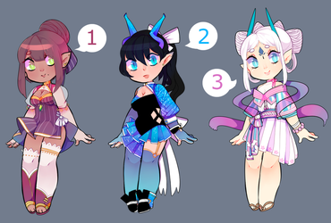 Adopts batch 16 (Auction) - CLOSED by Nelliette